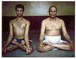 pattabhi jois y Sharath