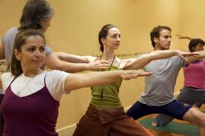 Virabhadrasana Yoga Center Madrid