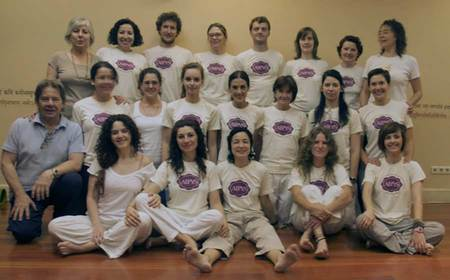 Hatha Yoga Instructores 2010/2011