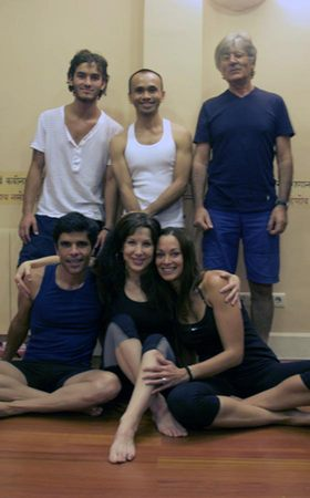 Ashtanga Vinyasa Instructors 2010/2011