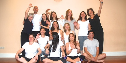 Hatha Yoga Teacher Graduates 2014