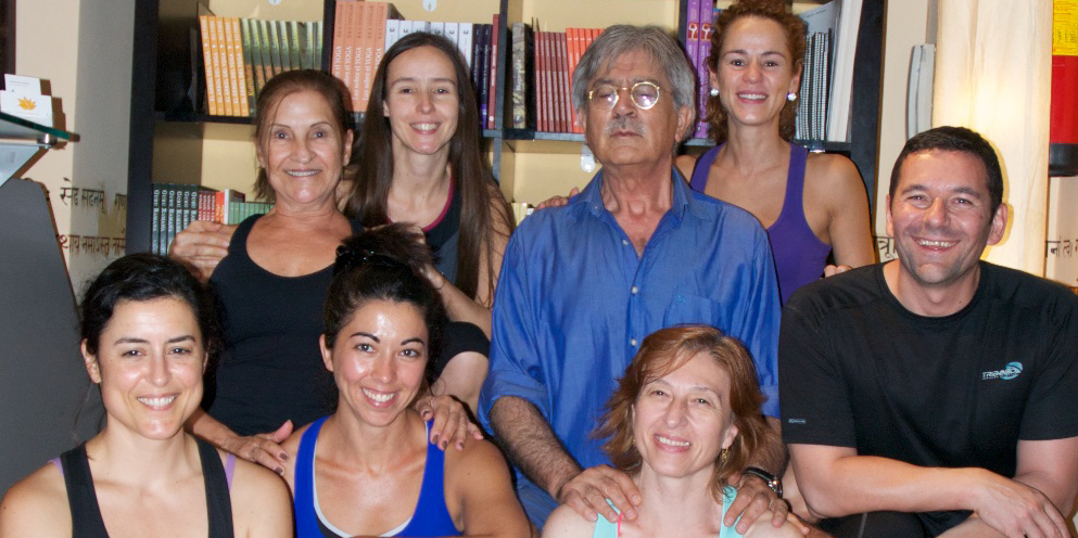 Ashtanga Instructor Jan. 11