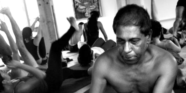 Manju Jois - Ashtanga Vinyasa: July 18 - 20