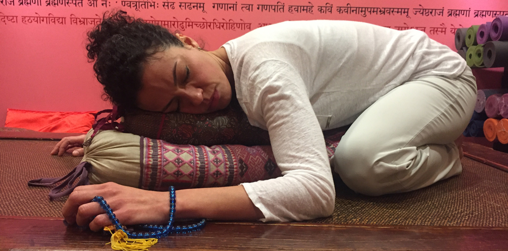 Restorative Yoga Workshop April 12