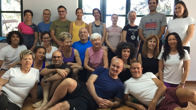 Iyengar Summer Retreat - August 02-11