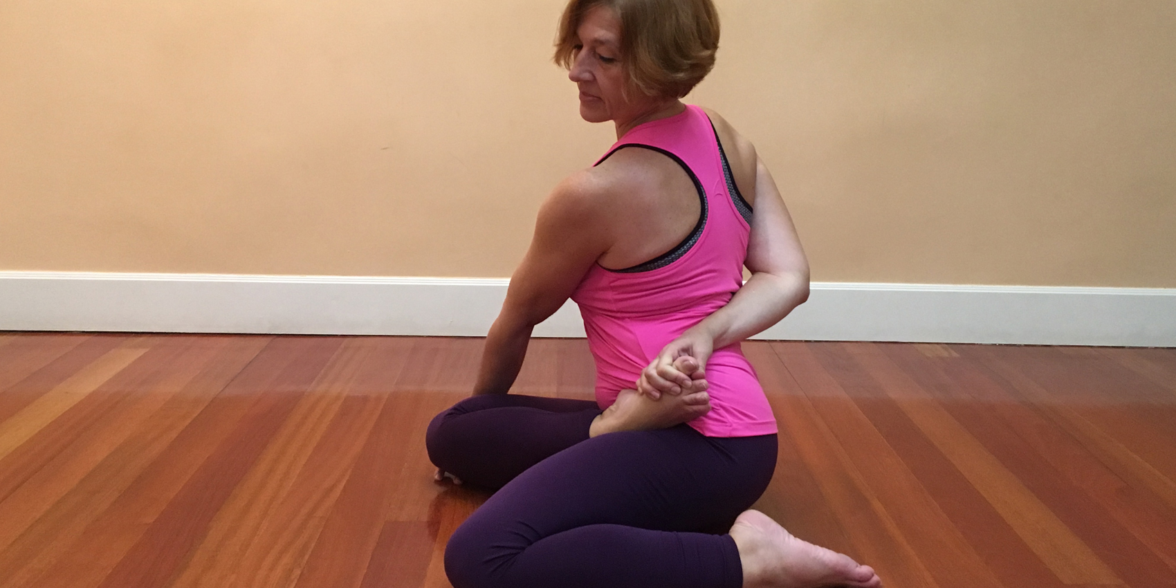 Going deeper into sitting postures - March 22