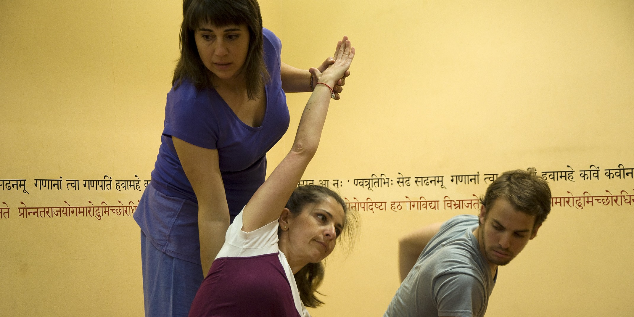 Introduction to Hatha Yoga - April 18